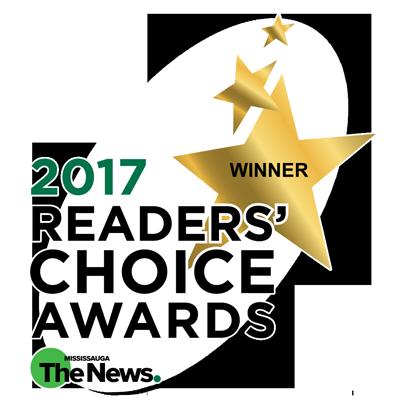2017 Reader's Choice Award Winner