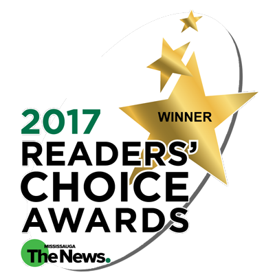 2017 Reader's Choice Award Winner
